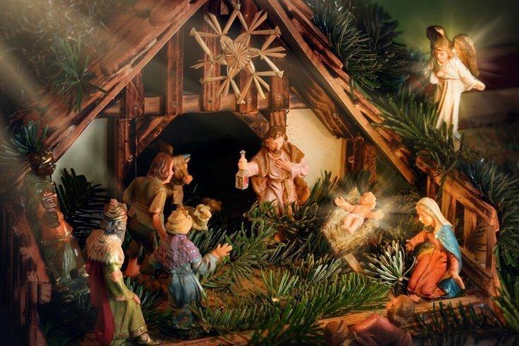 Как смастерить рождественский вертеп вместе с детьми?