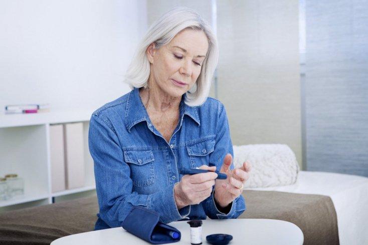Диабетическая макроангиопатия