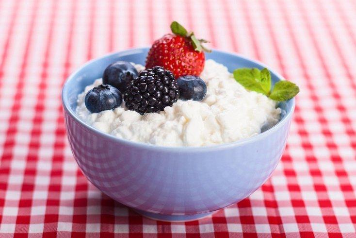 Творожные диеты: правила для здоровья