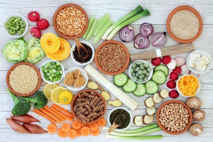 Какие продукты составляют основу диеты?