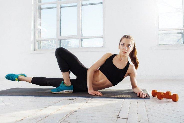 Комплекс упражнений для похудения и укрепления ног