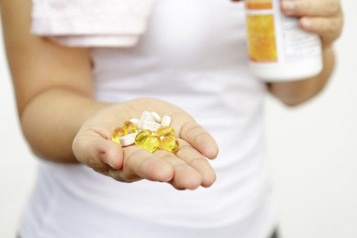 Симптомы недостатка витаминов