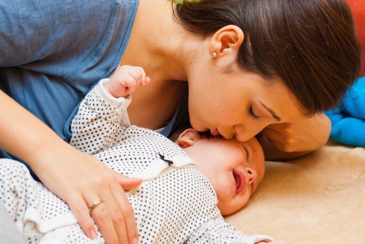 Как распознать колики у ребенка?