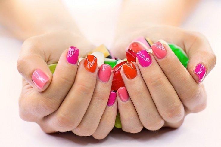 Ношение гель-лака чревато проблемами с натуральными ногтями