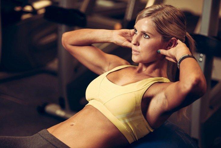 Особенности выполнения упражнений для мышц груди
