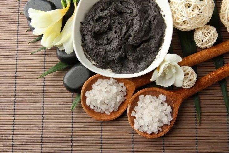Косметический уход за кожей: свойства черной глины