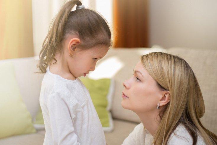 С ребенком никто не будет общаться