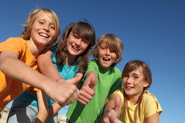 Детская дружба: формирование у ребенка навыков взрослого общения