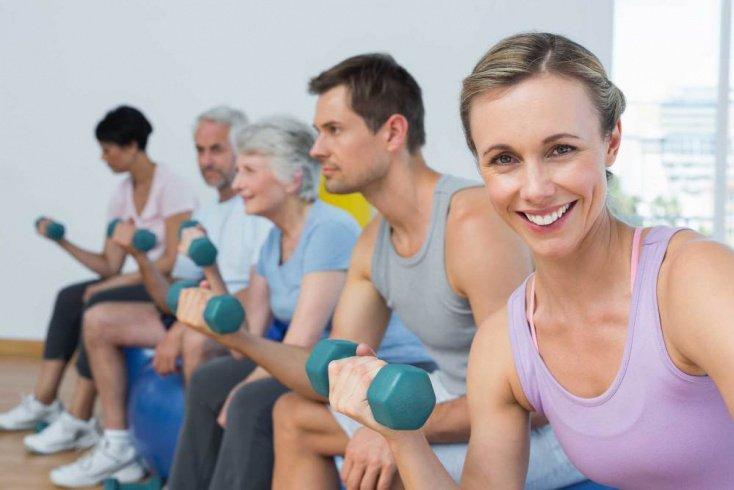 Неизменная часть плана профилактики — занятия спортом