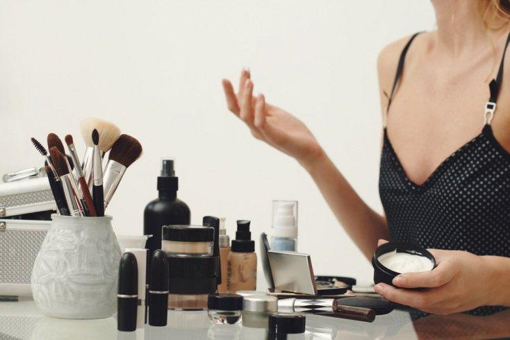 Фиксатор макияжа