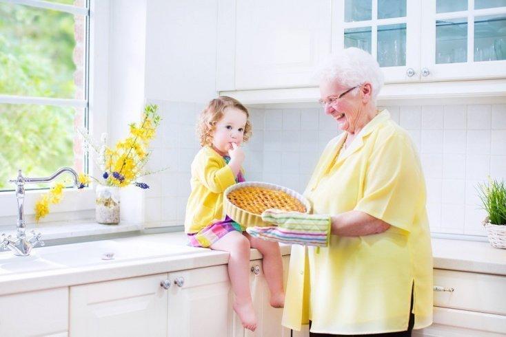 Бабушка: умение дарить безусловную любовь