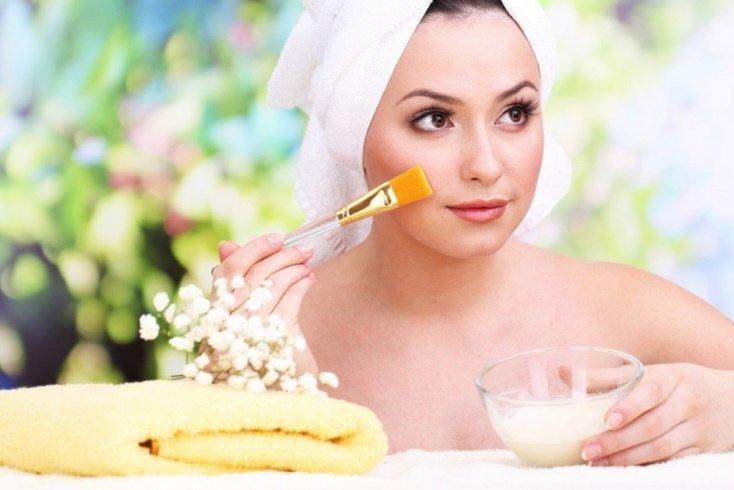 Рецепт маски для кожи из соды и меда