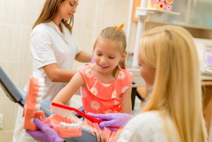 Распространенность стоматологических заболеваний у детей разных возрастов
