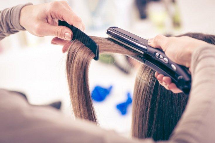 Не пережечь волосы: наличие терморегулятора