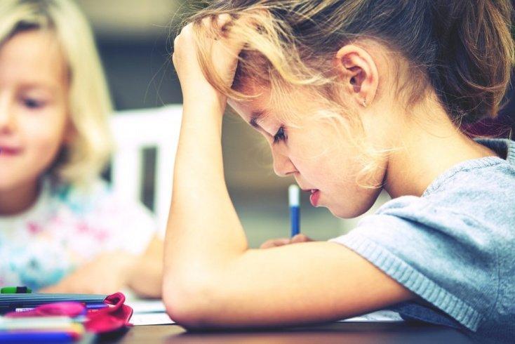 Как ребенку научиться абстрагироваться от окружающей обстановки?