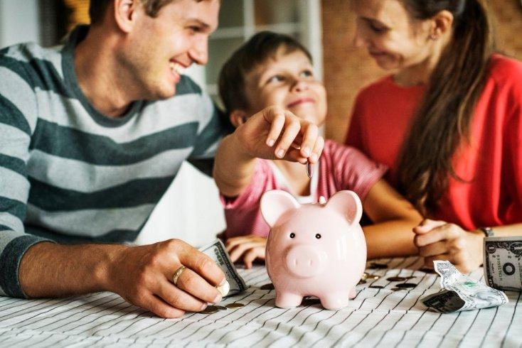 Общий бюджет: все в семью