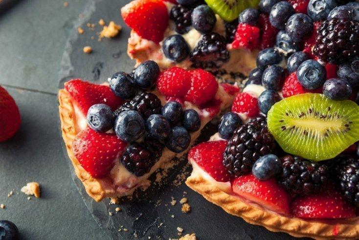 Рецепты десертов для здоровья и фигуры