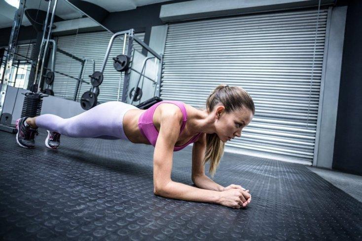 Эффективная фитнес программа для рельефных мышц пресса