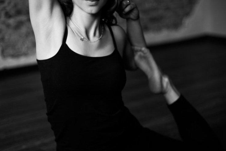 Меркулова Мария Алексеевна, преподаватель Хатха-йоги и йоги для женщин
