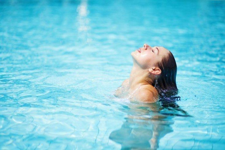 Занятия аквааэробикой для похудения и укрепления организма