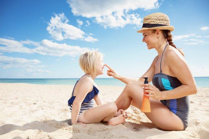 Солнцезащиту лица и тела можно увеличить