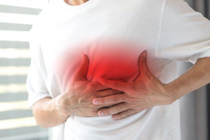 Причины болезни сердца «острый перикардит»