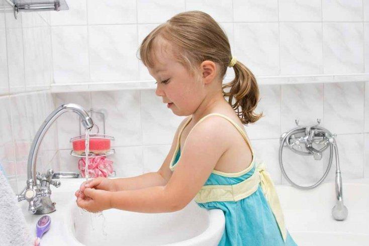 Как родителям объяснить детям, насколько важна чистоплотность?