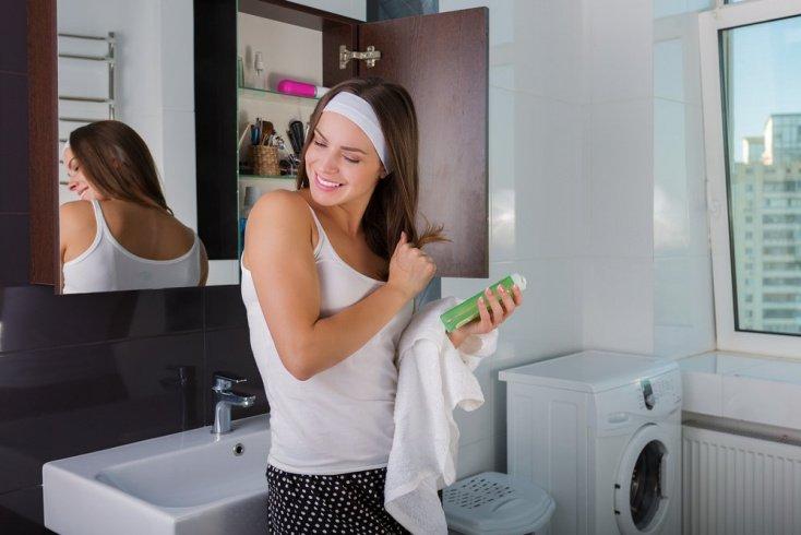 Миф 1: Нельзя мыть голову слишком часто