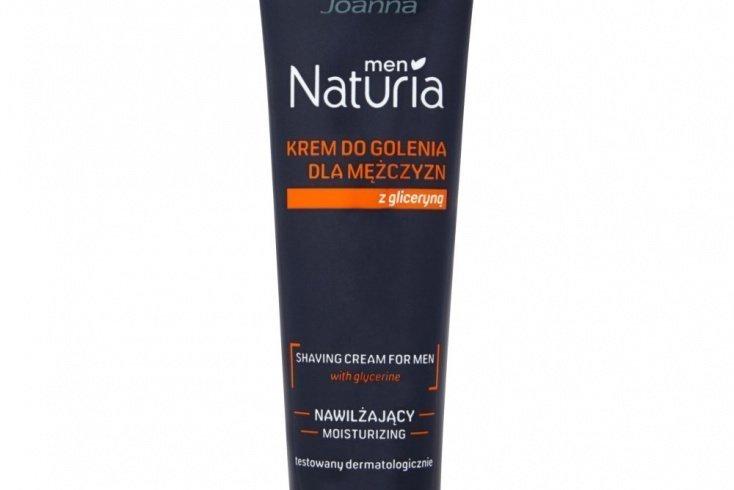 Крем для бритья Joanna Naturia Men Cream, 70 мл Источник: wispol.eu
