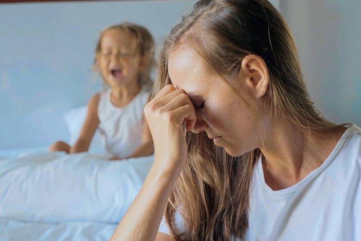 Чувство вины у матери и отца