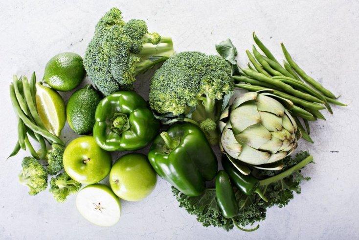1. Ешьте больше продуктов, богатых антиоксидантами