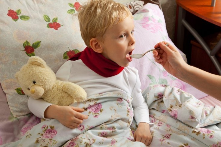 Средства альтернативной медицины для здоровья детей и меры профилактики ангины