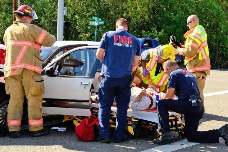 Травматический шок: симптомы болезни Источник: TFoxFoto / Shutterstock.com