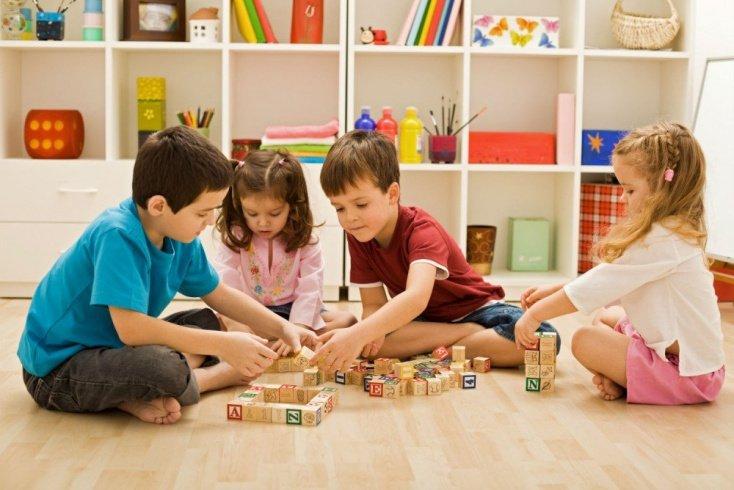 Развитие у детей дружеских отношений и навыков коммуникации