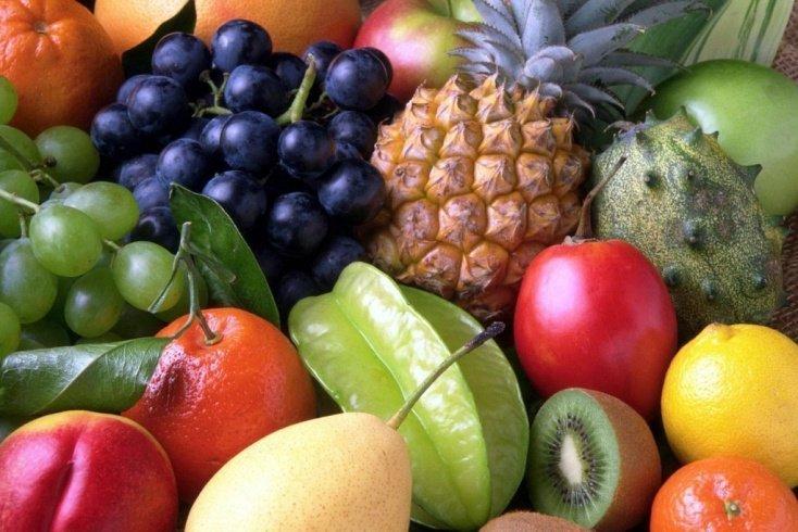 Ягоды и фрукты для здоровья и красоты
