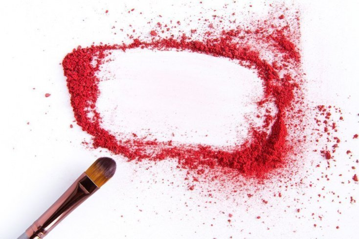 Техника макияжа и правила нанесения косметики