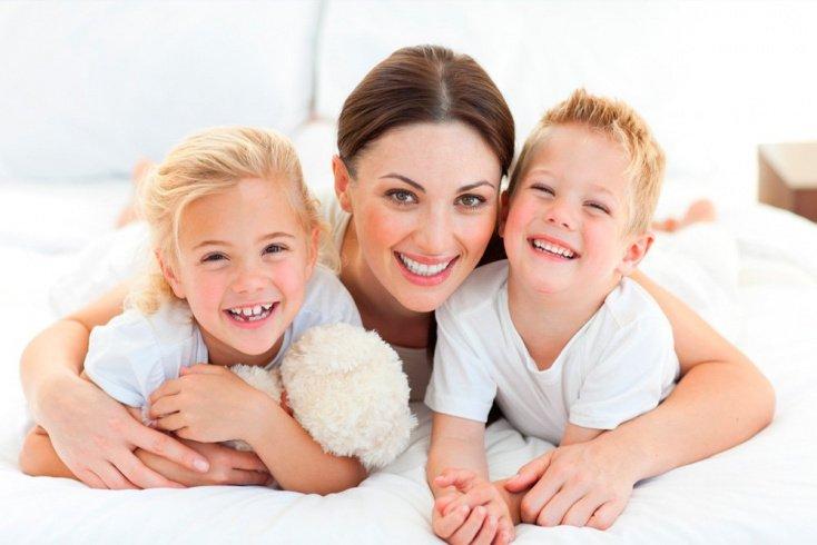Психология общения: лучшей мамой быть легко