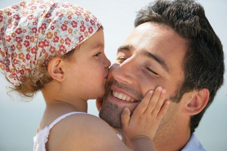 Основная роль отца в воспитании дочери