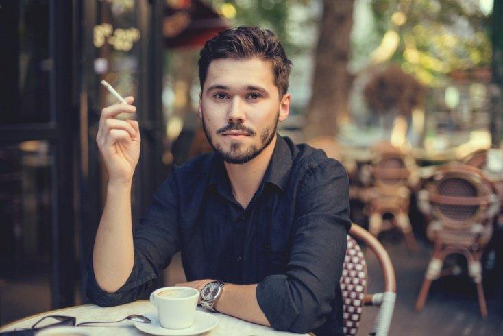 Факты, связанные с курением мужчин