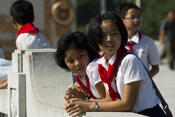 Образование в самой закрытой стране мира