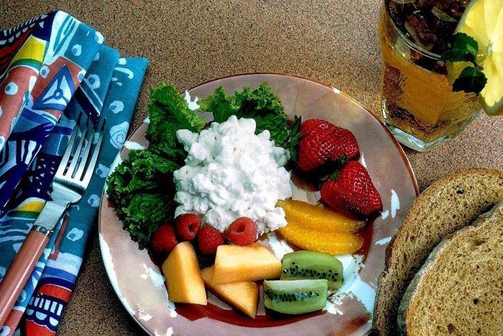 Идеальные продукты питания для полезного завтрака