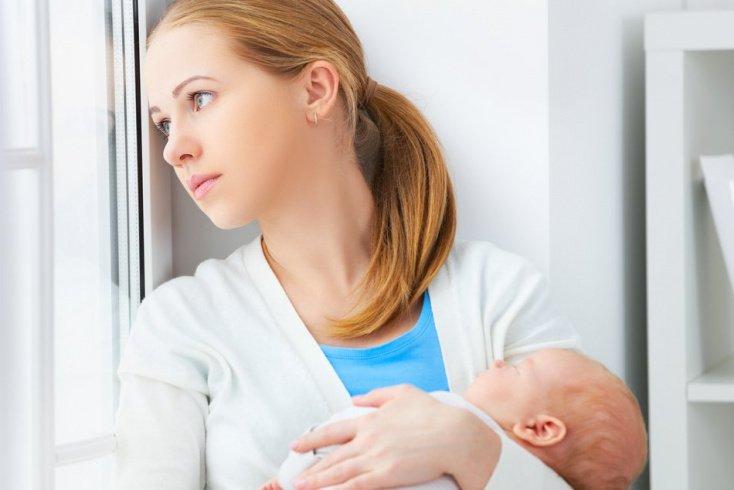 Самые неприятные последствия недосыпа молодой мамочки