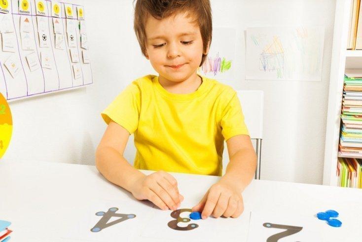Занятия для детей дошкольного возраста: обучающие игры