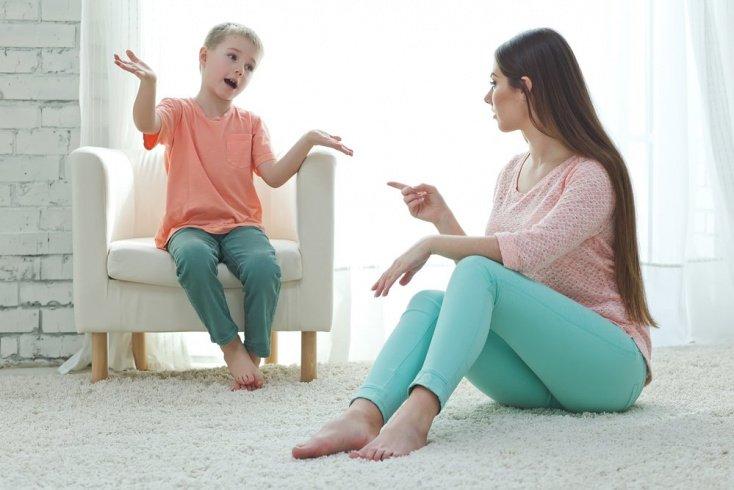 Что чаще всего отказываются делать дети?