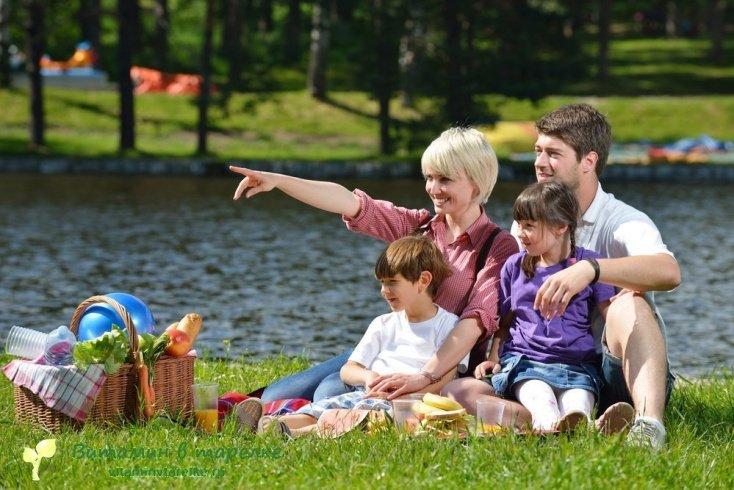 Отдых с детьми старшего возраста