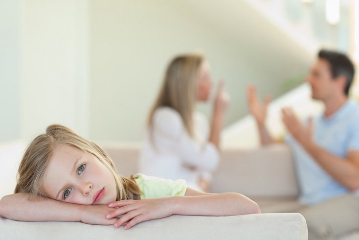 Дети будут благодарны за сохранение отношений