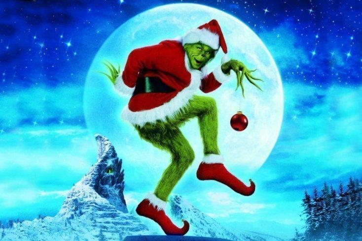 «Гринч — похититель Рождества», 2000 г