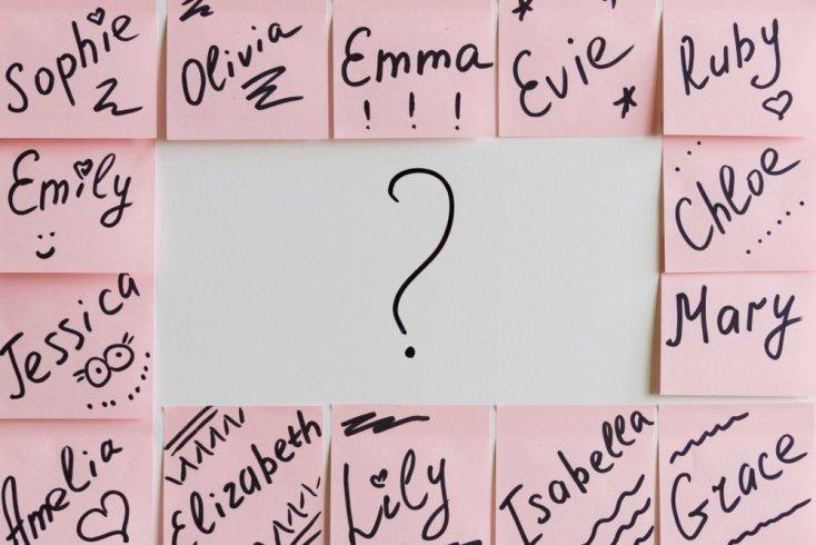 Можно ли выбрать имя по его значению?