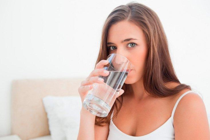 Питьевой режим при отравлении