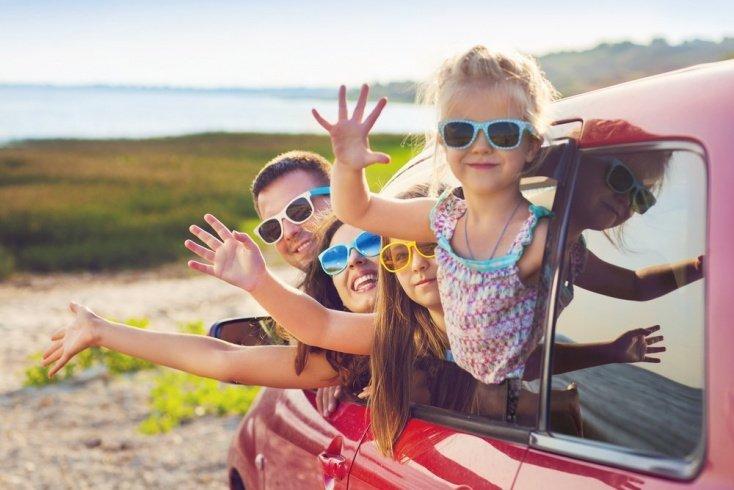 Лето с ребенком — время фантазий и чудес